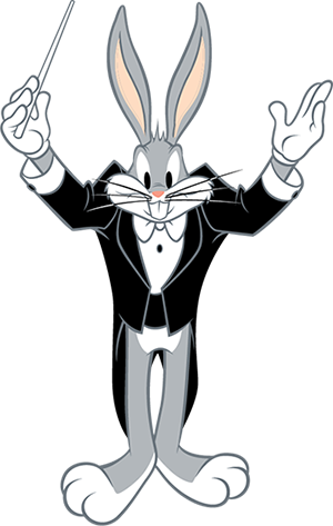 """Bugs Bunny At The Symphony"